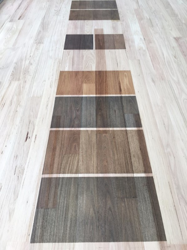 Staining Artistic Timber Flooring
